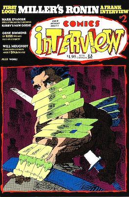 David Anthony Kraft's Comics Interview #2