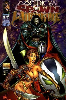 Medieval Spawn Witchblade (Comic Book) #3