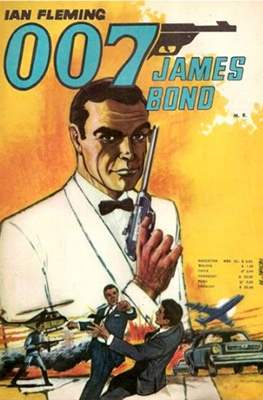007 James Bond (Grapa) #38