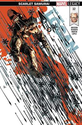 Old Man Logan Vol. 2 (Comic-book) #32