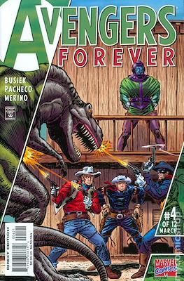 Avengers Forever (Variant Cover) (Comic Book) #4
