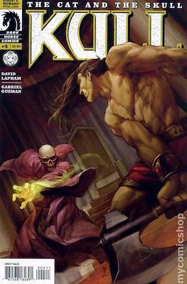 Kull: The Cat and The Skull (2011-2012) (Grapa) #4