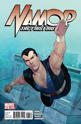 Namor: The First Mutant (2010-2011) (Comic Book) #11
