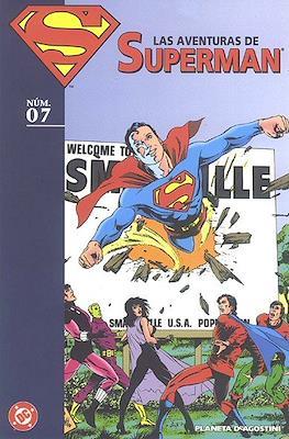 Las aventuras de Superman (2006-2007) #7