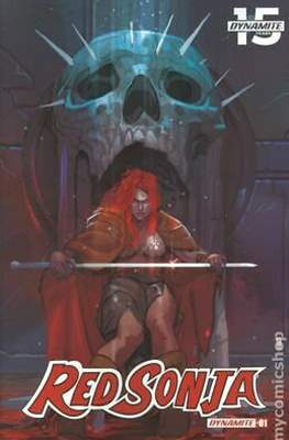 Red Sonja (2019- Variant Cover)