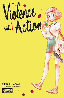 Violence Action (Rústica) #1