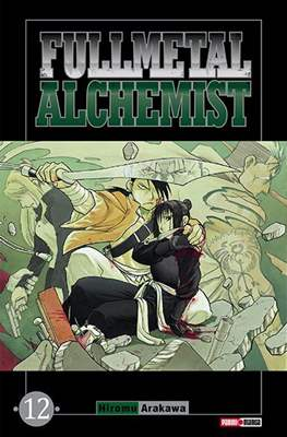 Fullmetal Alchemist (Rústica) #12