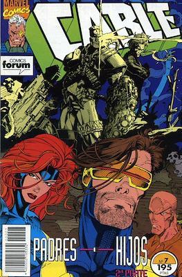 Cable Vol. 1 (1994-1995) (Grapa 32 pp) #7
