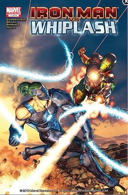 Iron Man vs. Whiplash (Digital) #1