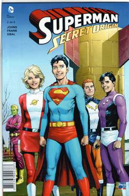 Superman. Origen secreto (Grapa) #2