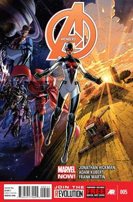 Avengers Vol. 5 (2013-2015) (Comic Book) #5