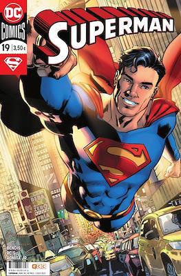 Superman. Nuevo Universo DC / Renacimiento (Grapa) #98/19