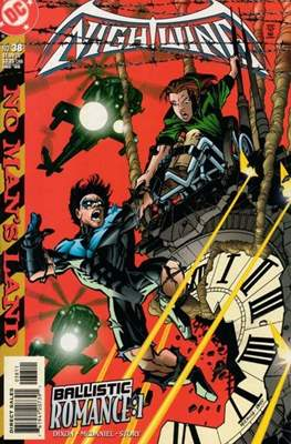 Nightwing Vol. 2 (1996) (Saddle-stitched) #38