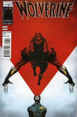 Wolverine (2010-2012) (Comic Book) #8