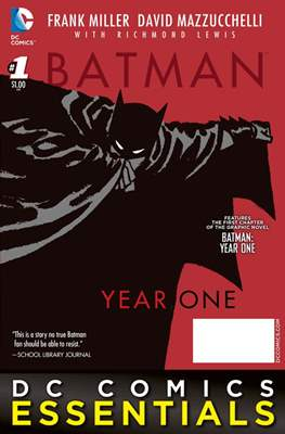DC Comics Essentials - Batman: Year One - Special edition