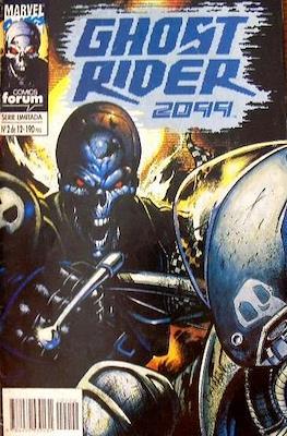 Ghost Rider 2099 (Grapa 24 pp) #2