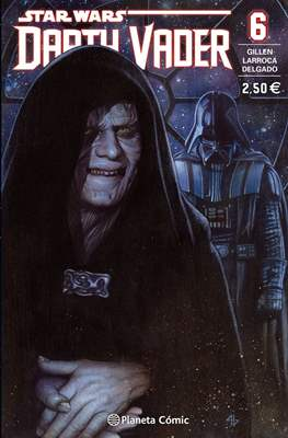Star Wars: Darth Vader (Grapa 32 pp) #6