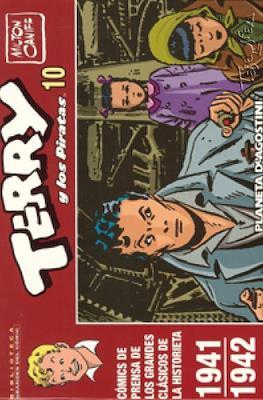 Terry y los Piratas. Biblioteca Grandes del Cómic #10