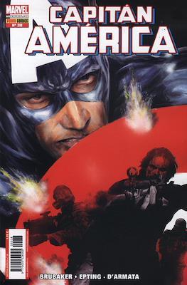 Capitán América Vol. 7 (2005-2011) (Grapa) #38