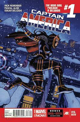 Captain America Vol. 7 (2013-2014) (Comic Book) #16