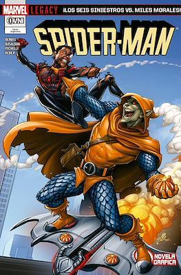 Spider-Man: Miles Morales (Rústica) #4