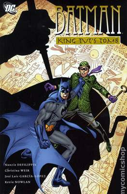 Batman:King Tut's Tomb