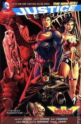 Justice League (2011-2016) (Hardcover) #3.5