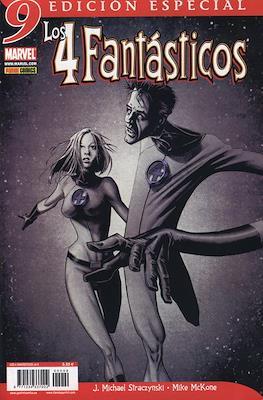 Los 4 Fantásticos Vol. 6. (2006-2007) Edición Especial #9