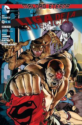 Liga de la Justicia (Grapa) #23