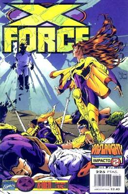 X-Force Vol. 2 (1996-2000) (Grapa 24 pp) #15