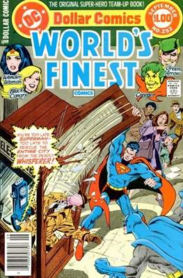 World's Finest Comics (1941-1986) (Comic Book) #252