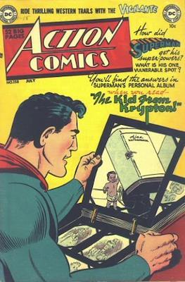 Action Comics Vol. 1 (1938-2011; 2016-) (Comic Book) #158