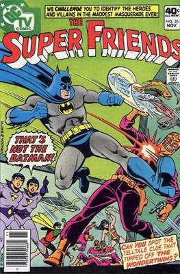 Super Friends Vol.1 (1976-1981) (Grapa, 32 págs.) #26