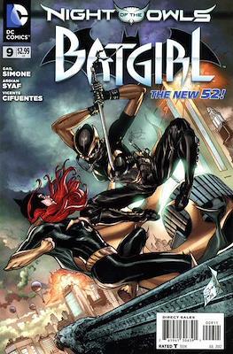 Batgirl Vol. 4 (2011-2016) (Comic-Book) #9