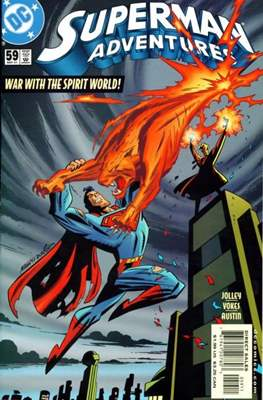 Superman Adventures (Comic-book) #59