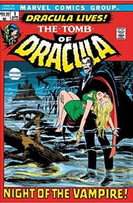 The Tomb Of Dracula Omnibus (Hardcover 736-808 pp) #1