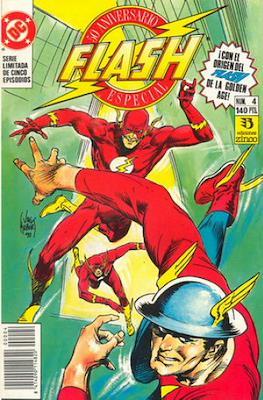 Flash (1990) (Grapa, 28 páginas) #4