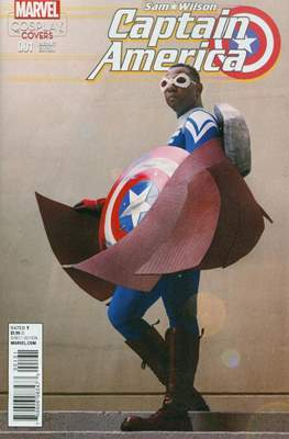 Captain America: Sam Wilson (Variant Cover)
