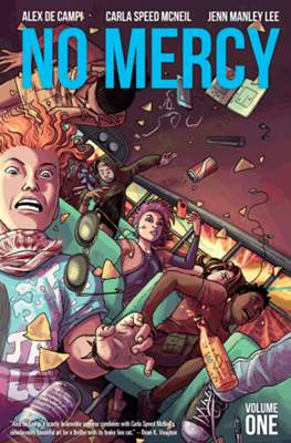 No Mercy (Softcover, 120-168 pp) #1
