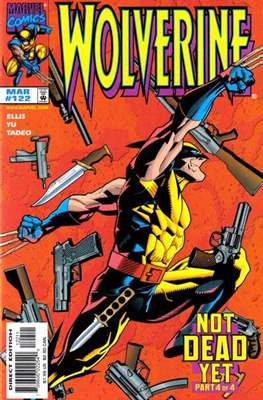 Wolverine (1988-2003) (Comic Book) #122