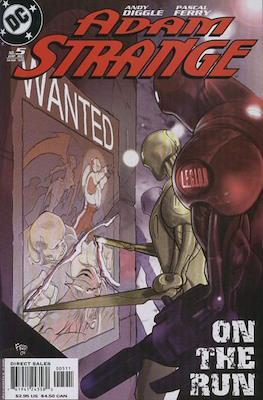 Adam Strange Vol. 2 (2004-2005) (Comic Book) #5