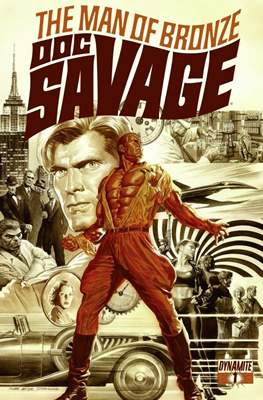 Doc Savage (2013-2014)