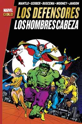 Los Defensores (2012-). Marvel Gold (Rústica) #5