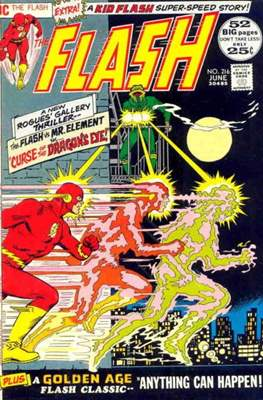 Flash vol. 1 (1959-1985) (Grapa, 32 págs.) #216