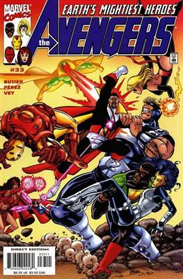 The Avengers Vol. 3 (1998-2004) #33