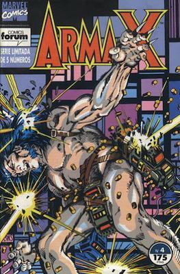Arma-X vol. 1 (1992) (Grapa) #4