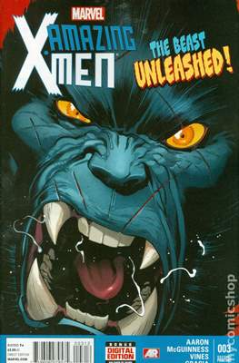 Amazing X-Men Vol. 2 (Variant Covers) #3