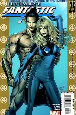 Ultimate Fantastic Four (Comic-Book) #25