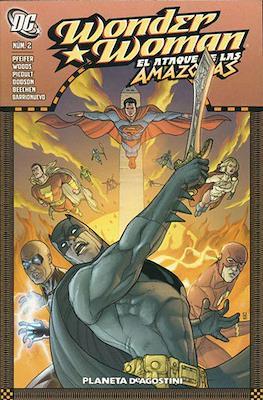 Wonder Woman. El ataque de las Amazonas #2