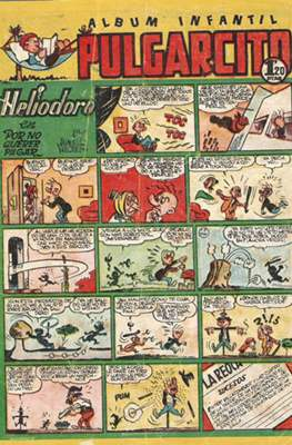 Pulgarcito (1946-1981 5ª y 6ª época) (Grapa, 16-32 páginas) #181